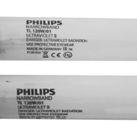 飞利浦TL120W/01医用紫外线窄谱中波UVB紫外线灯管311nm