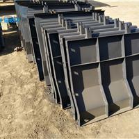 防撞墙模具模板施工流程