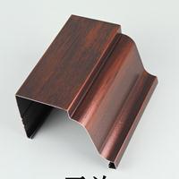 仿铜成品天沟 彩铝外挂檐沟 屋檐铝合金雨水槽 集成落水槽