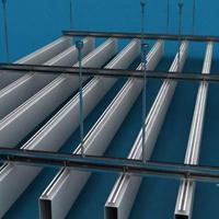 专业生产铝制方通,格栅,挂片,边角,吸音棉等等...