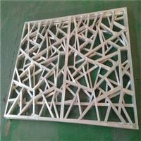 【仿古旅游景区装饰定制铝花格窗】_仿木纹铝花格