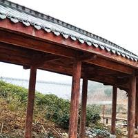 四川景观长廊,廊架定制厂家