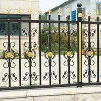 成都温江学校幼儿园铝艺围栏