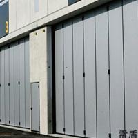 杭州工业门~杭州工业折叠门~杭州大型多扇折叠门
