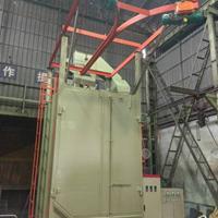 佛山抛丸机厂家直销红福海大量喷砂机现货供应优质除锈喷沙机