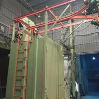 喷沙机设备佛山非标定制抛丸机生产商挂钩式抛丸机用途