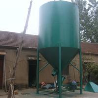 大型立式饲料搅拌机推进大型化生产