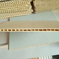 竹纤维集成墙板吊顶效果图-高等人群气质