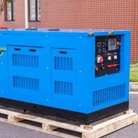 欧洲狮500A三相柴油电焊机