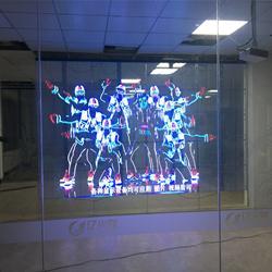 深圳led透明屏好不好P3.91-7.82行业批发瑞普创新