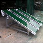 PVC带式运输机供应商  运行稳定铝型材输送机
