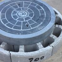 弧形模块 弧形模块砖 圆形模块 圆井模块砖