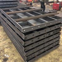 防撞护栏模具生产 防撞护栏模具格式
