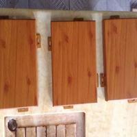 普洱木纹色铝单板订做 造型铝单板装饰 外墙滚涂铝单板厂家