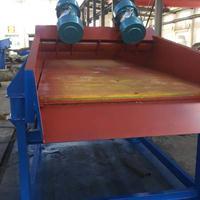 广西贵港恒宏高频振动筛 脱水筛厂家 洗沙回收机设备