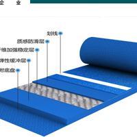 pvc地板制造厂家 塑胶幼儿园地面报价