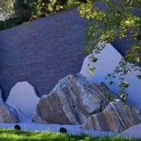 江西泰山石,新余泰山石,花园假山片石