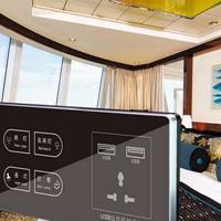 智能客房控制开关面板