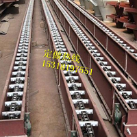 垂直刮板输送机的价格 定做双链条刮板输送机x1