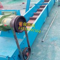 带式刮板输送机的价格 不锈钢刮板输送机