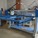 MM2500三角砂布床 木工卧式平面砂光机