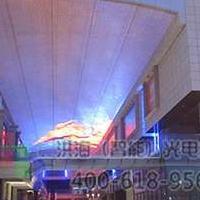 互动LED天幕显示屏,LED异形动感天幕,创意5D天幕屏厂家