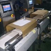 定制拨杆气吹导流检重秤,生产分选称价格