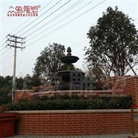大型铸铜景观雕塑