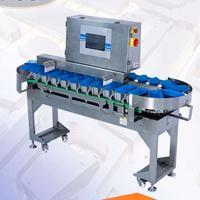 牡蛎自动重量分选机,海蛎子自动分级机,价格优惠促销