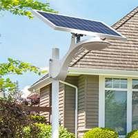 云南太阳能路灯照明系统的简要分析