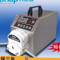科耐普经济型精密电动卫生耐腐蚀蠕动泵恒流泵价格