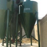 临沂旋风除尘器大中小型,临沂沙克龙旋风除尘器厂家