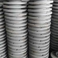 河南供应国标、非标铸铁法兰压盖批发厂家