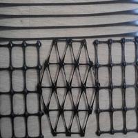 修路工程双向格栅 抗老化耐腐蚀双向塑料土工格栅 生产厂家