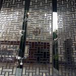 南昌市厂家直销街道改造专用铝窗花  小区别墅装饰用的铝花格