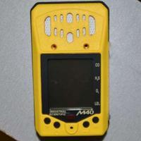 黄色M40英思科便携式四合一气体检测仪价格