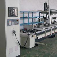 铝型材新型数控三轴钻铣加工中心