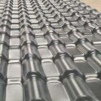 PVC防腐树脂瓦 新农村建设专用瓦