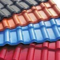 ASA合成树脂瓦 PVC仿古瓦 红泥浪板瓦