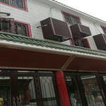 德兴市 步行街街道改造/仿古铝花格/木纹铝窗花/定制厂家