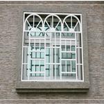 浙江木纹复古步行街道铝窗花价格厂家定制价格