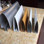 铝型材方通吊顶,U型天花O形天花V型天花专业厂家