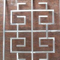 辽宁省铁岭沿街门窗改造仿木纹铝窗花