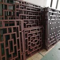 南昌市街道改造铝窗花实力厂家复古仿古木纹厂家直销