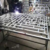 旧街改造装饰古典铝花格窗 楼梯仿古铝护栏厂家