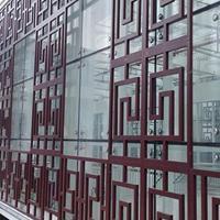 街道改造复古仿古铝合金窗花实力厂家价格优惠