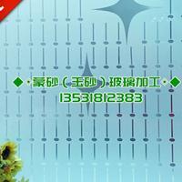TBS蒙砂玻璃(玉砂玻璃)