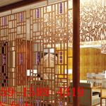 现代铝窗花艺术改变传统窗花新型材料艺术
