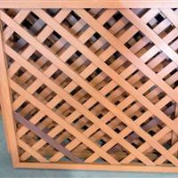 德普龙专业定制花格铝窗花,木纹铝窗花-防盗铝窗花价格