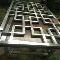 铝窗花 铝合金焊接窗花 焊接花格 专业定制